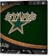 Dallas Stars Acrylic Print