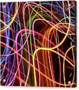 Energy Lines Acrylic Print