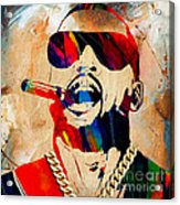 Kanye West Collection Acrylic Print