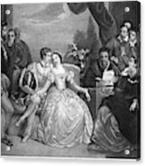 Lady Jane Grey (1537-1554) Acrylic Print