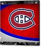 Montreal Canadiens Acrylic Print