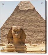 Travel Images Of Egypt Acrylic Print