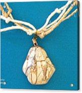 Aphrodite Urania Necklace Acrylic Print