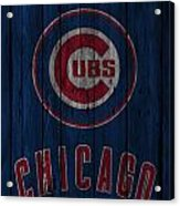 Chicago Cubs Acrylic Print