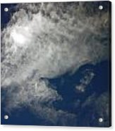 Cloaked Craft Cloud Photograph Acrylic Print
