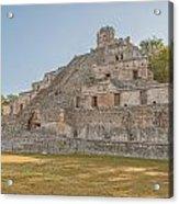 Edzna In Campeche Acrylic Print