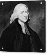 John Wesley (1703-1791) Acrylic Print