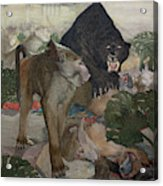 Jungle Book, 1903 Acrylic Print