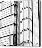 Modern Building Acrylic Print