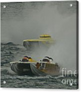 Port Huron Sarnia International Offshore Powerboat Race Acrylic Print