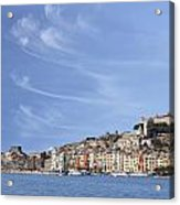 Porto Venere Acrylic Print by Joana Kruse