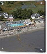 Rye Beach, New Hampshire Nh Acrylic Print