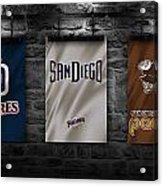 San Diego Padres Acrylic Print