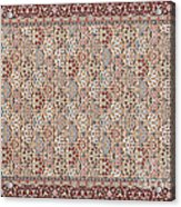 Turkish Carpet Acrylic Print