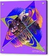 1422 Abstract Thought Acrylic Print