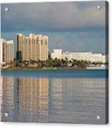 Bahamas, New Providence Island, Nassau Acrylic Print