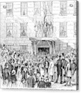 Daniel Webster (1782-1852) Acrylic Print