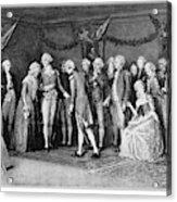 George Washington (1732-1799) Acrylic Print