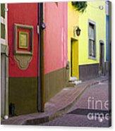 Guanajuato, Mexico Acrylic Print