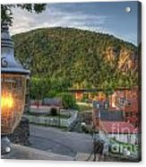 Hdr - Harpers Ferry Acrylic Print