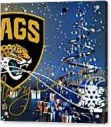 Jacksonville Jaguars Acrylic Print