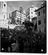 Rome 2010 Acrylic Print