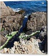 Tossa De Mar Costa Brava Acrylic Print