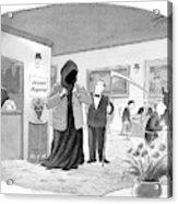 New Yorker September 25th, 2006 Acrylic Print