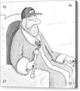 New Yorker May 22nd, 2000 Acrylic Print