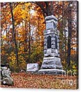 150th New York Infantry Acrylic Print