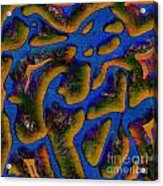 1541 Abstract Thought Acrylic Print
