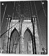 Brooklyn Bridge - New York City Acrylic Print