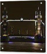 Tower Bridge Acrylic Print