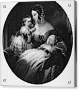 Victoria Of England Acrylic Print