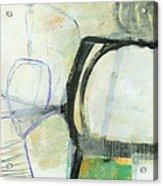 17/100 Acrylic Print