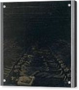 17. Jesus Among The Dead / From The Passion Of Christ - A Gay Vision Acrylic Print