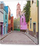 Mexico, Guanajuato Acrylic Print