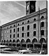 St Katherines Dock London Acrylic Print