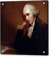 James Watt (1736-1819) Acrylic Print