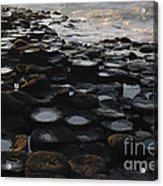 The Giants Causeway Acrylic Print