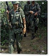 Vietnam War, 1967 Acrylic Print