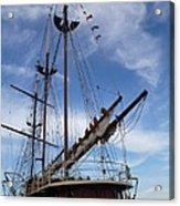 1812 Tall Ships Peacemaker Acrylic Print
