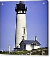1872 Historic Lighthouse Acrylic Print