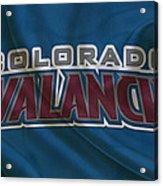 Colorado Avalanche Acrylic Print