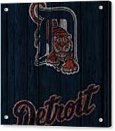 Detroit Tigers Acrylic Print