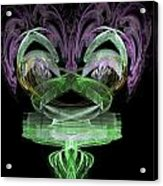 What Do You See Acrylic Print