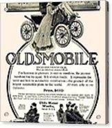 1904 - Oldsmobile Automobile Advertisement Acrylic Print