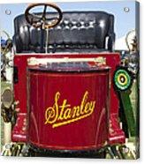 1905 Stanley Model E Acrylic Print