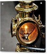 1907 Stanley Steamer - Sidelight Acrylic Print