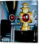 1908 Buick Model S Tourabout Taillight Acrylic Print